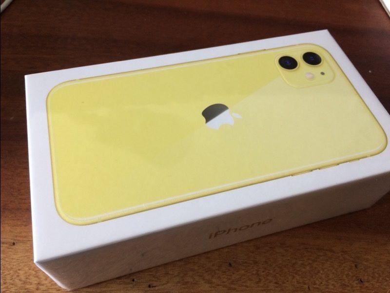 iPhone11開封2