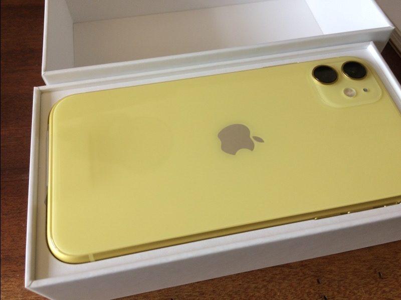 iPhone11開封5